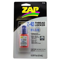PT42 .20 oz. Z-42 Blue Thread Locker