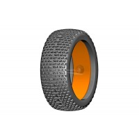 BU-BIG - MICRO - P3 Medium Donut Tyre w/ Insert - 1 Pair