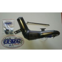 Olimat DBXL Silenced Exhaust Pipe