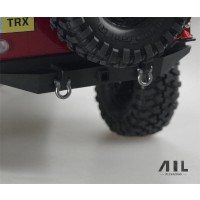 All Racing Traxxas TRX4 Alloy Shackles - Titanium