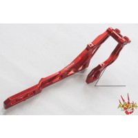 AREA RC Rear Chassis Brace For MCD RR5 - Red