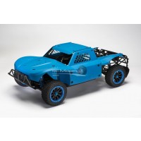 30DNT 4WD Shortcourse Truck Blue Alloy
