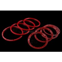 MadMax Upgrade Nylon Outer Beadlock Set Red