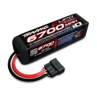 Traxxas 6700mAh 14.8v 4-Cell 25c LiPo iD Battery