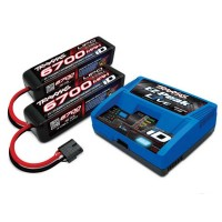 Traxxas EZ-Peak Live 12amp Bluetooth iD Charger/Battery Combo