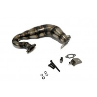 QL Racing Losi 5B Torque Raw Exhaust Un-Silenced