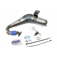 Olimat Losi 5ive-T Silenced Exhaust Pipe