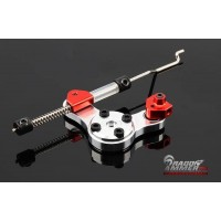 F.I.D Dragon Hammer FULL Throttle/Brake Linkage Set up - SILVER