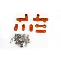 Alloy Servo Saver Arm Set Orange