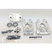 Modified RC Center Diff Mount Set for Losi 5ive