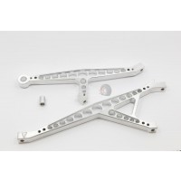 Fast Lane Losi 5ive Chassis Brace Kit - Raw