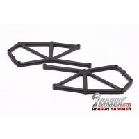 F.I.D Dragon Hammer Rollcage wing mounts