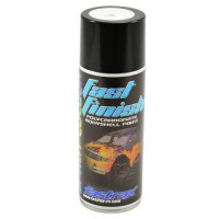 Fastrax Fast Finish Ivory White Spray Paint 400Ml