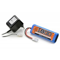 Energy Starter Set - UK Version (1800 mAh NiMH)