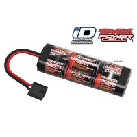 Traxxas Power Cell 3000mah Hump Pack ID Connector 8.4V
