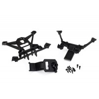 Traxxas X-Maxx Front & Rear Body Mounts w/ Screws
