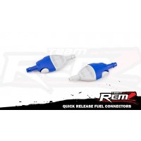 TeamRCMZ Quick Release Fuel Connectors