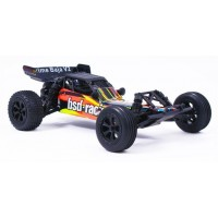 Prime Baja V3 1/10th Buggy RTR Orange