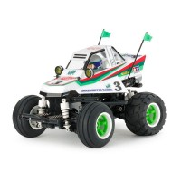 Tamiya Comical Grasshopper (WR-02CB) Build Kit