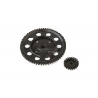 30 Degree North Losi DBXL Center Gear Set