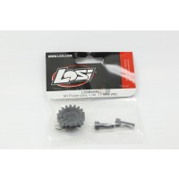 18T Pinion Gear, 1.5M & Hardware: 5IVE-T,MINI WRC