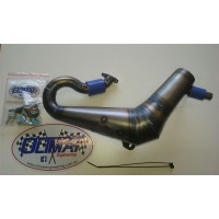 Olimat KV5 Silenced Exhaust Pipe