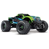 Traxxas Maxx Green 1:10 4WD Brushless Electric Monster Truck