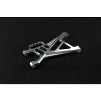 GTB Alloy Rear Lower Arm Silver