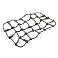 Fastrax Elasticated Luggage Net W/Hooks