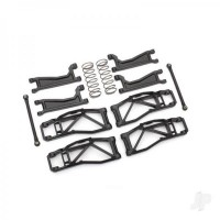 Traxxas Maxx Suspension kit, WideMaxx Black