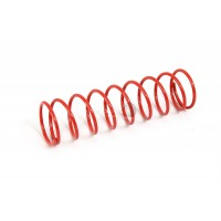 Rear Shock Absorption Spring Red