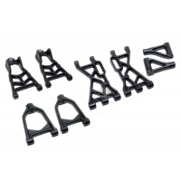Madmax Baja Buggy/Truck Nylon Arm Kit - Black