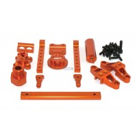 Spare Wheel Carrier Set 5T T1000 Orange