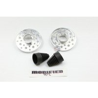 Modified RC Sealed and Booted Brake Discs for Losi 5ive