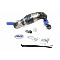 Olimat Dragon Hammer Silenced Exhaust Pipe