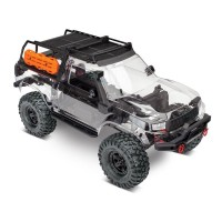 Traxxas TRX-4 Sport Unassembled Kit: 4WD Electric Truck