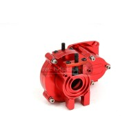 30DN Enclosed Diff Housing Kit Red