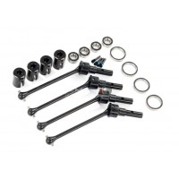 Traxxas Maxx Steel Constant Velocity Driveshafts (F/R)