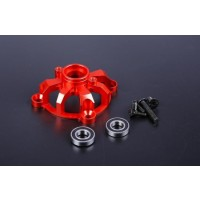 Rovan CNC Alloy Baja Clutch Bell Carrier RED