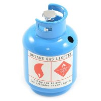 Fastrax Scale Painted Alloy Gas Bottle
