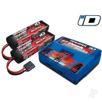 Traxxas EZ-Peak Live 8 amp iD Charger/Battery Combo