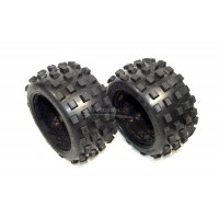 MadMax  Big Digger Buggy Tyres - Rear Pair