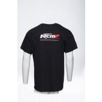 Team RCMZ Embroidered T-Shirt Medium