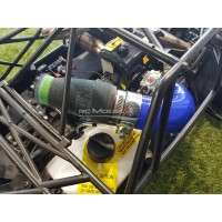RCMZ DT1 Cone Airfilter Relocation Kit