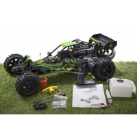 Rovan AS1 Baja in Green - 30.5cc