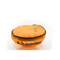 Outerwears for Losi 5ive Stock Filter & TGN Short Stack Uni Filter - Orange