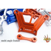 Area RC Front Top Chassis Brace - Red