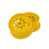 QL Racing Wheel/Rim for KMX2 Yellow