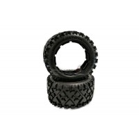 "MadMax ""Over lander"" All Terrain Buggy Tyres Rear Pair"