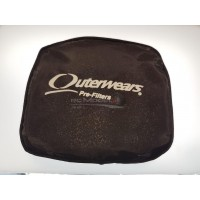 Outerwears Pre-Filter for Losi 5IVE-T RTR MTXL & Mini Cooper Black
